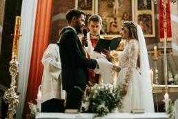 Ania i Łukasz - ślub w katedrze w Nysie, wesele w Karolówce 51