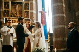 Ania i Łukasz - ślub w katedrze w Nysie, wesele w Karolówce 54