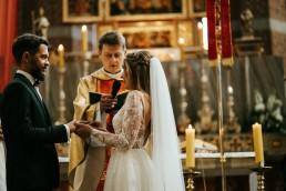 Ania i Łukasz - ślub w katedrze w Nysie, wesele w Karolówce 58