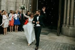 Ania i Łukasz - ślub w katedrze w Nysie, wesele w Karolówce 67