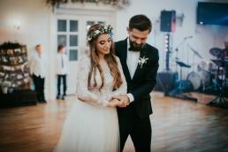 Ania i Łukasz - ślub w katedrze w Nysie, wesele w Karolówce 92