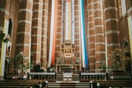 Ania i Łukasz - ślub w katedrze w Nysie, wesele w Karolówce 20