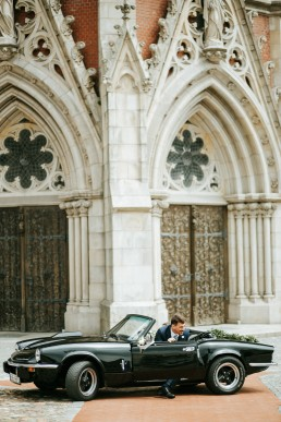 Ania i Łukasz - ślub w katedrze w Nysie, wesele w Karolówce 23
