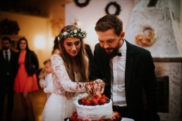 Ania i Łukasz - ślub w katedrze w Nysie, wesele w Karolówce 119