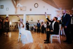 Ania i Łukasz - ślub w katedrze w Nysie, wesele w Karolówce 126
