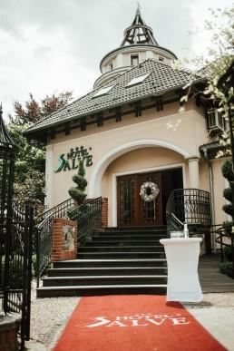 Hotel Salve Głogówek wesele