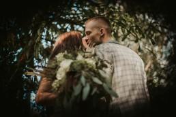 egzotyczny motyw ślubu
