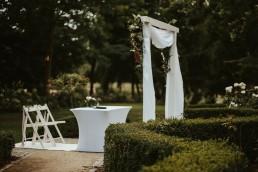 Pracownia Artmoss dekoracje ślubne