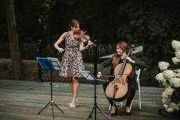 oprawa muzyczna ślubu plenerowego