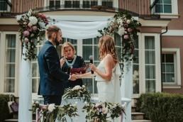 ślub cywilny na zamku Topacz