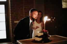 ciasta zamek topacz