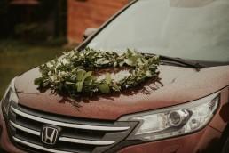 dekoracja auta