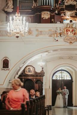 ślub na górze św. anny