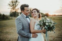 Magiczny Zakątek Raszowa - ślub  Kasi i Piotrka - Góra św. Anny 9