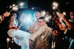 zimne ognie na wesele