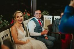 wciąganie helu na weselu