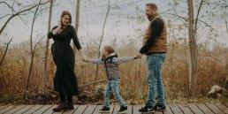 Sesja ciążowa rodzinna lifestyle Opole 3