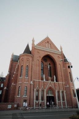 Kościół Rzymskokatolicki P.W. Matki Bożej Bolesnej chrzest w nysie