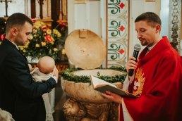 Fotograf na chrzest Nysa - obiad rodzinny w Kazamatach 6