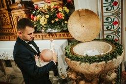 Fotograf na chrzest Nysa - obiad rodzinny w Kazamatach 7