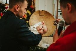 Fotograf na chrzest Nysa - obiad rodzinny w Kazamatach 8