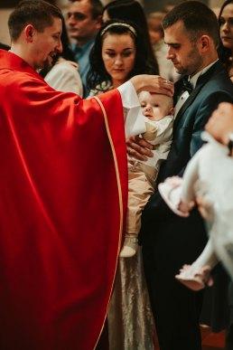 Fotograf na chrzest Nysa - obiad rodzinny w Kazamatach 13