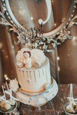 tort na chrzciny dziecka