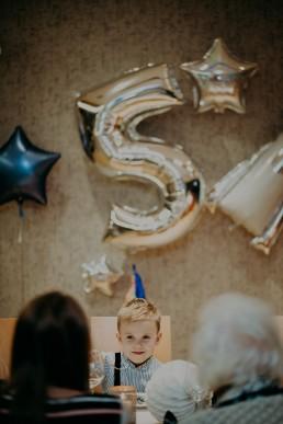 5 urodziny dziecka