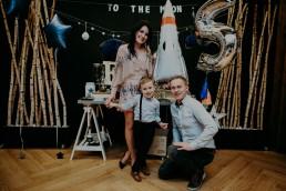 Space party! - Kosmiczne przyjęcie urodzinowe Filipa w Hotelu Aspen 6