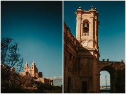 Malta zimą - wiosna w zimie - Valetta i Gozo zimową porą 1