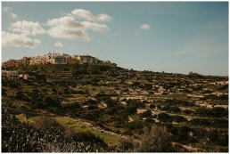 Malta zimą - wiosna w zimie - Valetta i Gozo zimową porą 25