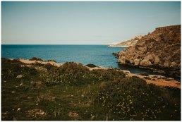Malta zimą - wiosna w zimie - Valetta i Gozo zimową porą 17