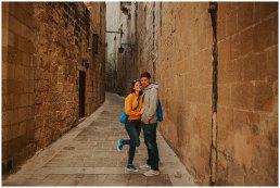 Malta zimą - wiosna w zimie - Valetta i Gozo zimową porą 34