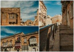 Uliczki Gozo Malta