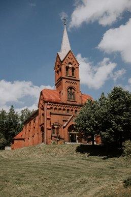 Kościół w podlesiu