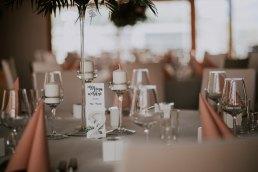 Stoły ślubne Hotel Aspen