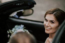 corvetta na ślub