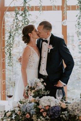 Fotograf Głuchołazy - Ślub w Podlesiu - Ślubny plener we mgle 11