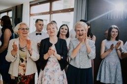 Fotograf Głuchołazy - Ślub w Podlesiu - Ślubny plener we mgle 16