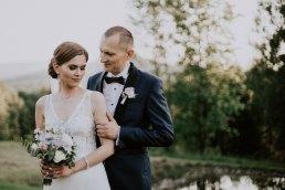 Fotograf Głuchołazy - Ślub w Podlesiu - Ślubny plener we mgle 23