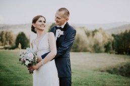 Fotograf Głuchołazy - Ślub w Podlesiu - Ślubny plener we mgle 24