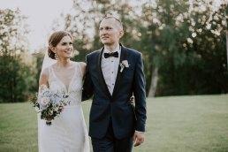 Fotograf Głuchołazy - Ślub w Podlesiu - Ślubny plener we mgle 27