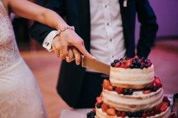tort na weselu aspen