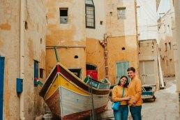Malta zimą - wiosna w zimie - Valetta i Gozo zimową porą 4