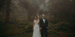 Fotograf Głuchołazy - Ślub w Podlesiu - Ślubny plener we mgle 22