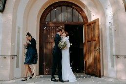 sypanie bilonem na ślubie