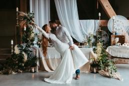 Ślub i Wesele w Pałacu Konary, Przeworno - Sesja stylizowana. 1