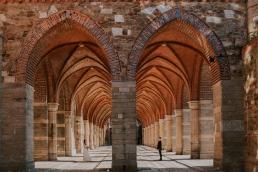 Ślubna sesja plenerowa w Pałacu Marianny Orańskiej 2