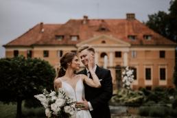Stary Folwark Machnice - ślub plenerowy pod Wrocławiem - sierpień 2020 1