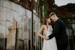 Ślubne zdjęcia w pałacu marianny orańskiej